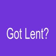 Got Lent